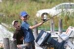 Fishing & Singing